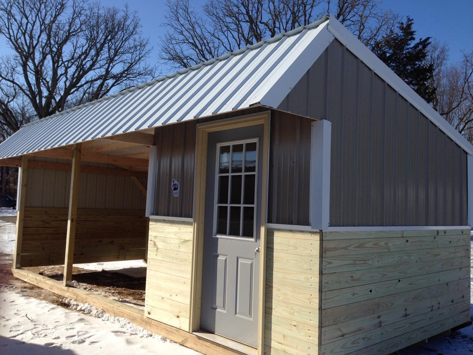 Grandpa S Shelters Amp Sheds Llc
